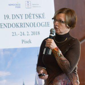 19. Dny Dìtské Endokrinologie V Písku